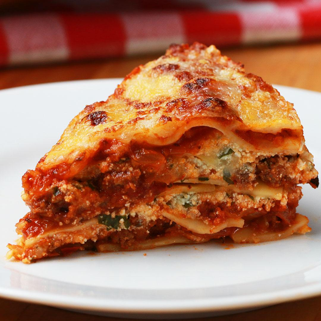Easy Weeknight Instant Pot Lasagna Recipe