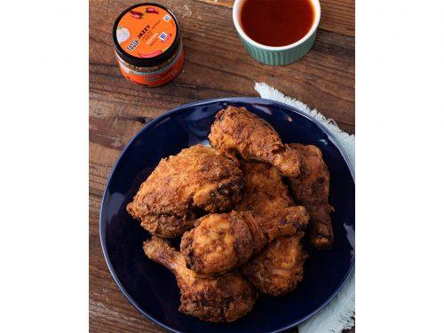 jazzy fried chicken recipe