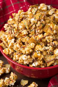 Kettle Chip Caramel Popcorn Recipe