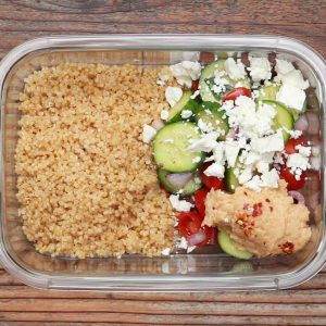 Mediterranean Meal Prep Recipe