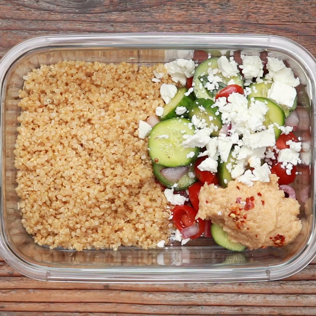 Mediterranean Meal Prep Recipe
