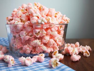 Old-Fashioned Pink Popcorn Recipe