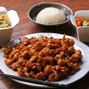 Original Orange Chicken Recipe