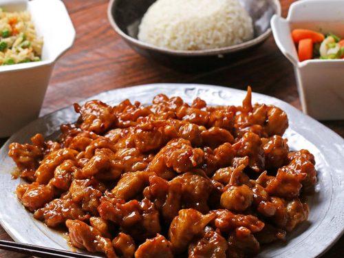 original orange chicken by panda express recipe