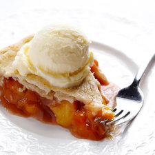 Peach Bourbon Pie Recipe