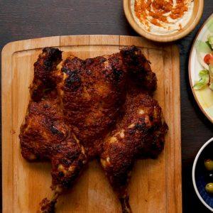 Copycat: Peri Peri Chicken Feast Recipe