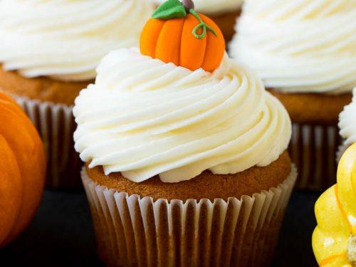 homemade pumpkin cupcakes recipe