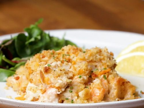 seafood casserole as made by betsy's gammy recipe