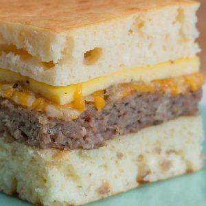 Sheet Pan Breakfast Sandwich Recipe
