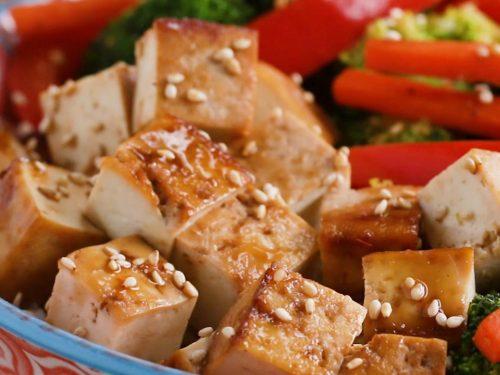 deep fried tofu recipe