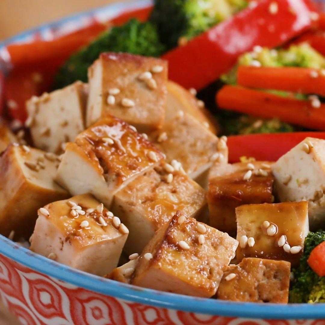 Deep Fried Tofu Recipe