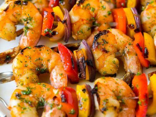 shrimp kabobs recipe