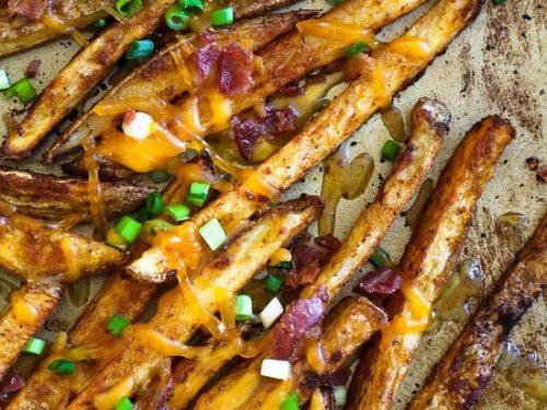 skinny texas cheese fries recipe