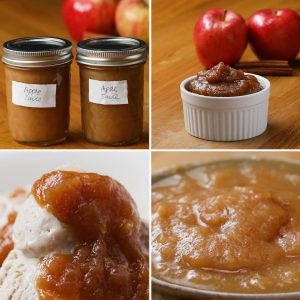 Slow Cooker Applesauce And Apple Butter Recipe