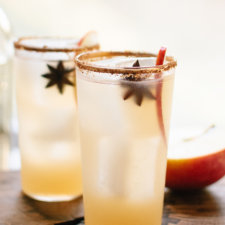 Spiced Apple Margaritas Recipe