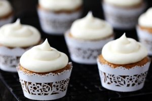 Spiced Butternut Squash Cupcakes Recipe