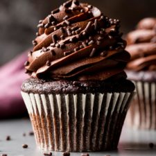 Perfectly Moist Classic Chocolate Cupcakes Recipe