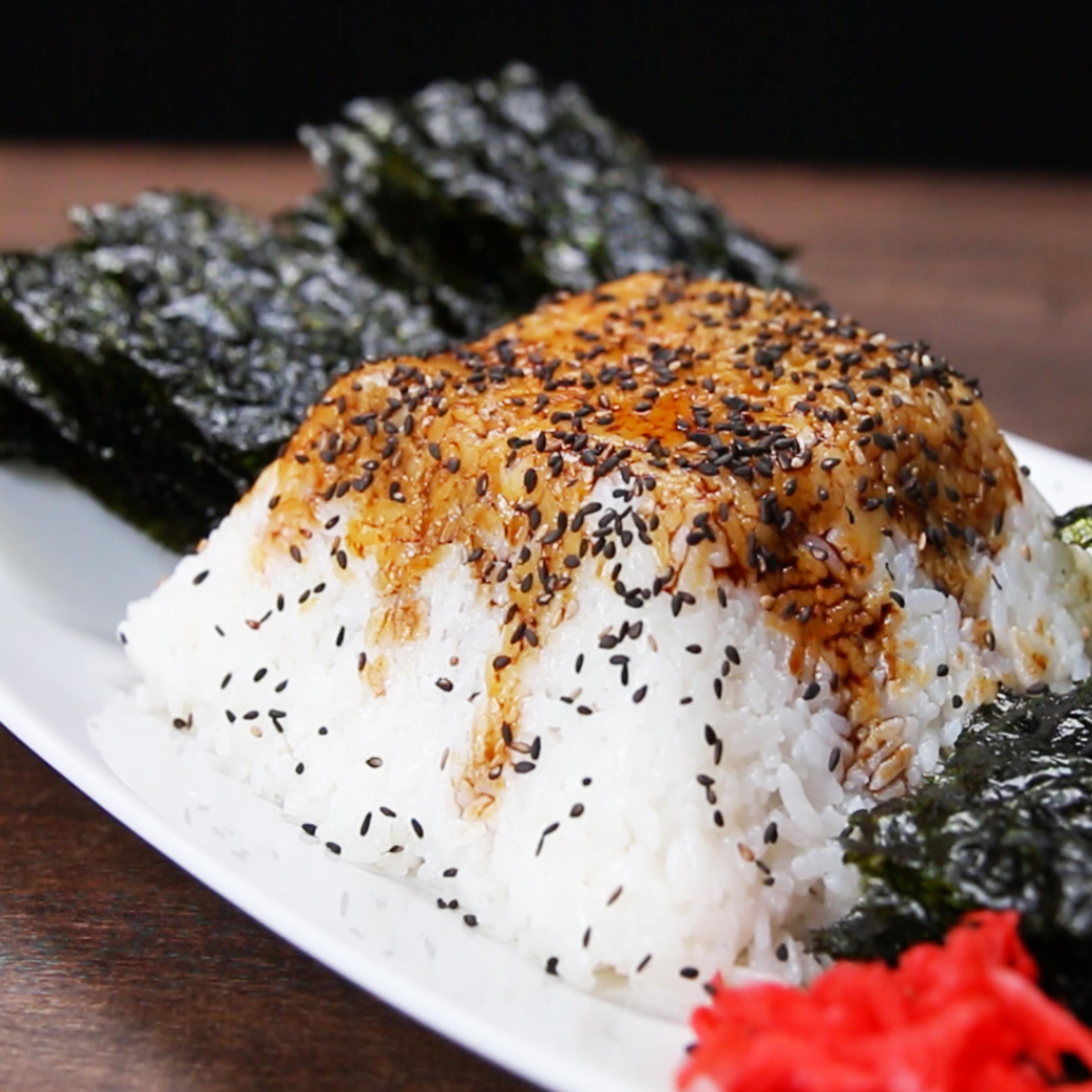 Sushi Rice Dip Recipe