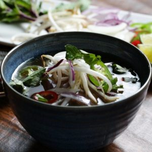 Traditional Vietnamese Beef Pho Recipe
