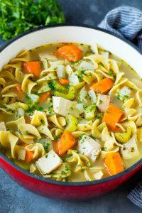 Heartwarming Turkey Soup Recipe