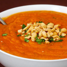 West African Peanut Soup Recipe