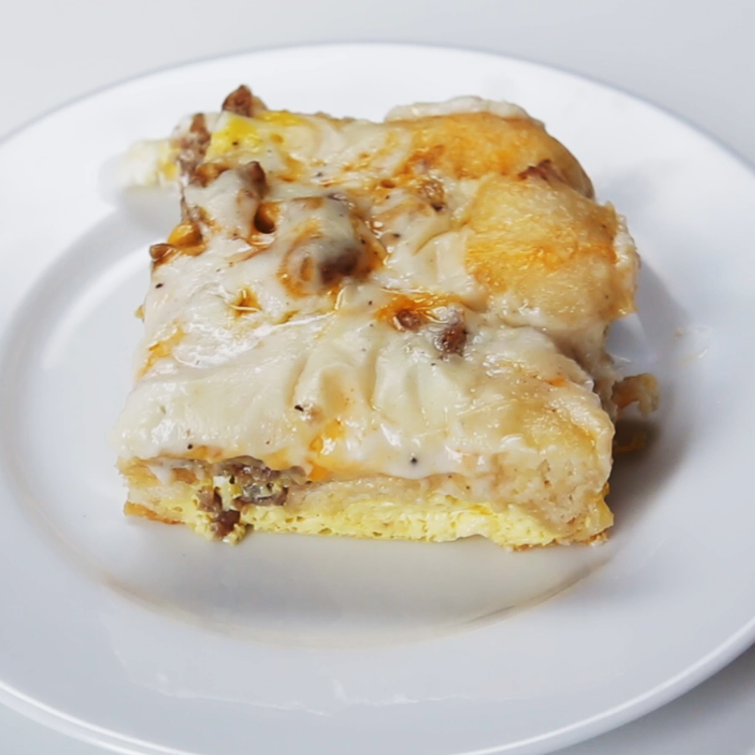 Biscuits and Gravy Bake Recipe