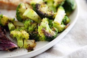 Charred Skillet Broccoli Recipe