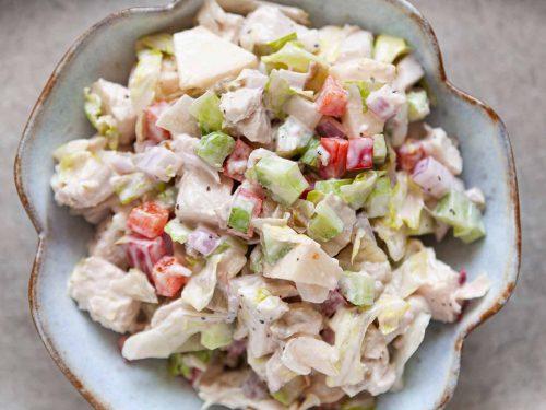 classic chicken salad recipe