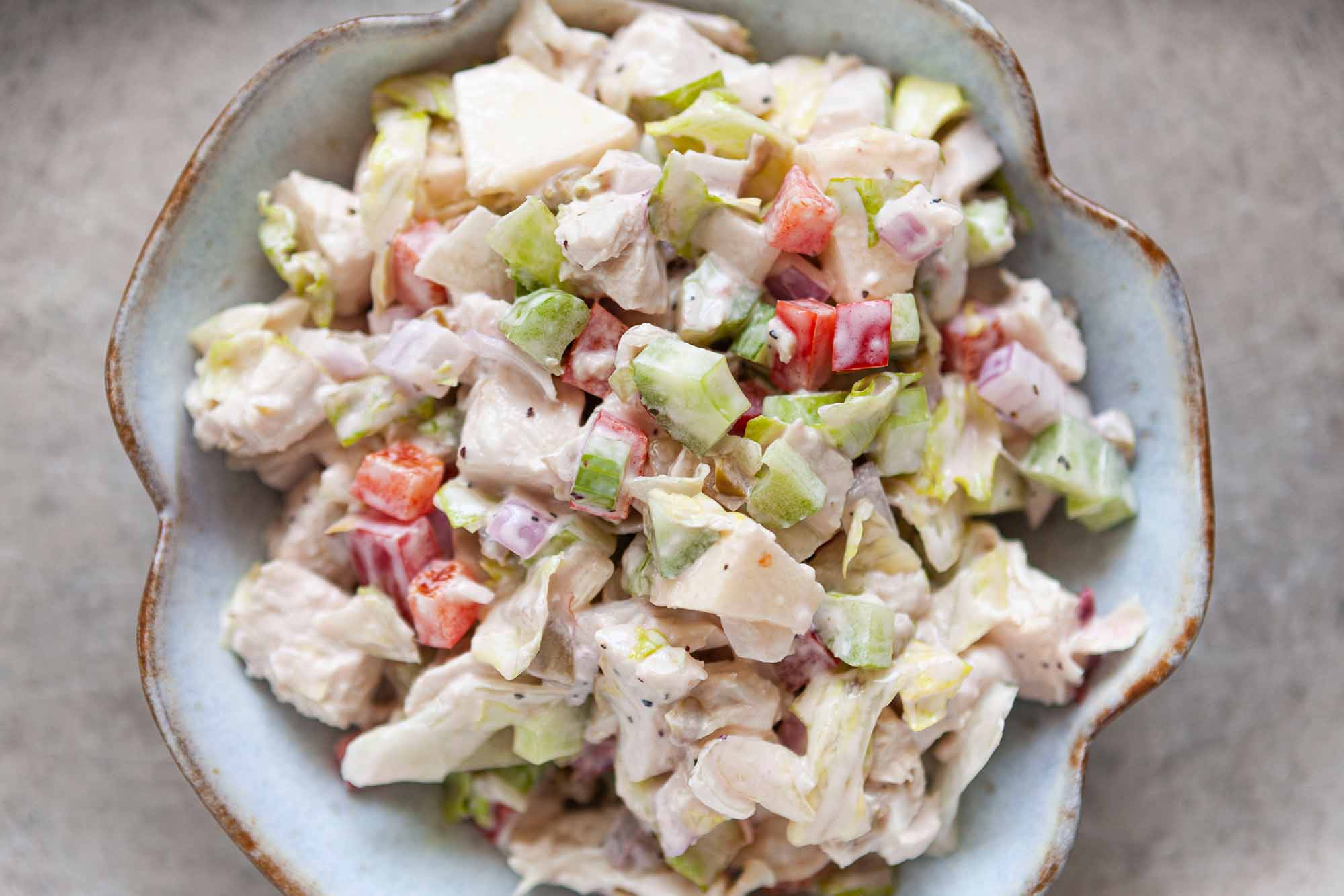 Classic Chicken Salad Recipe