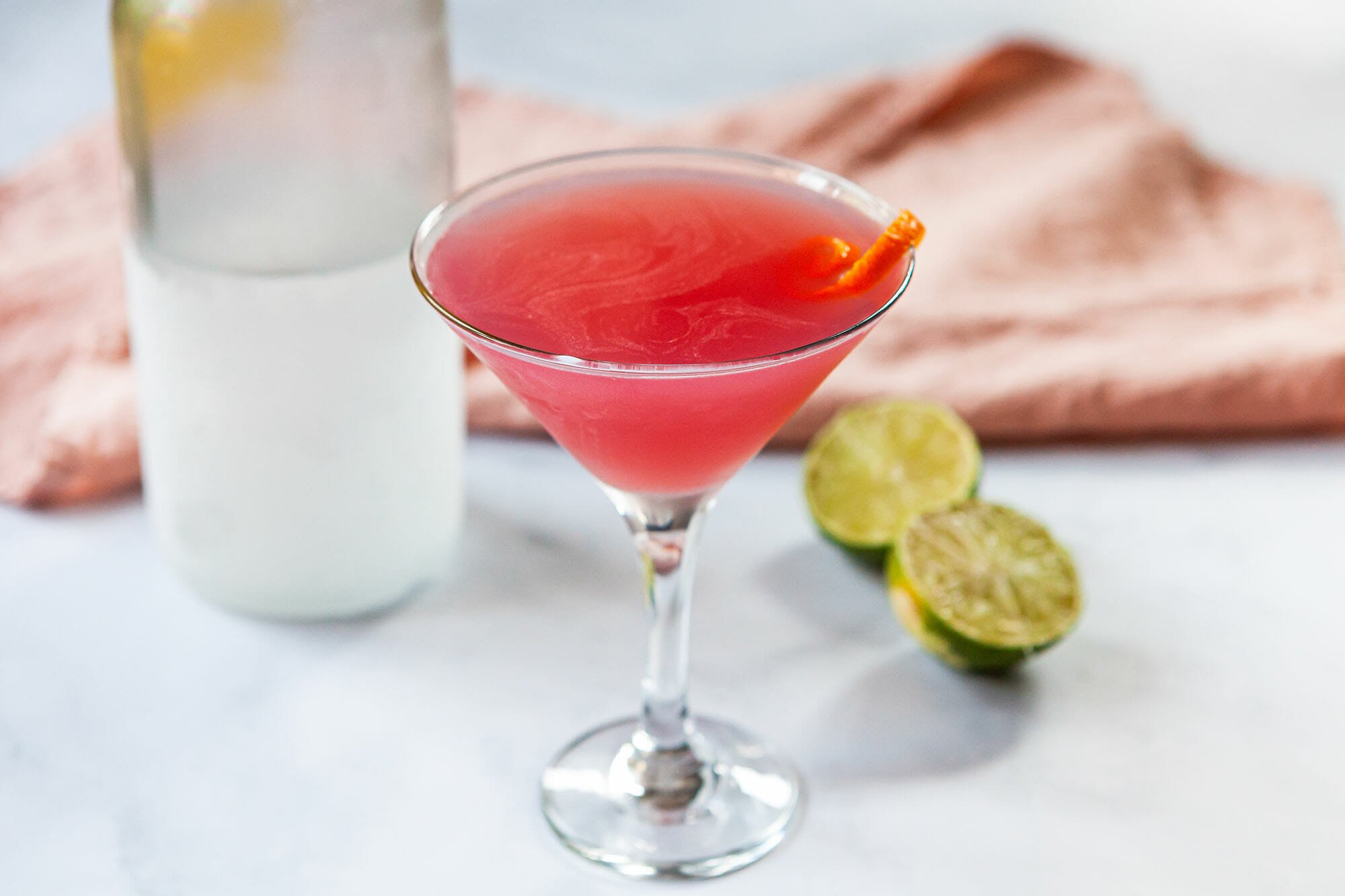 Homemade Cosmopolitan Recipe