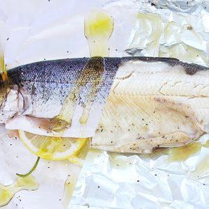 Easy Grilled Whole Fish Recipe