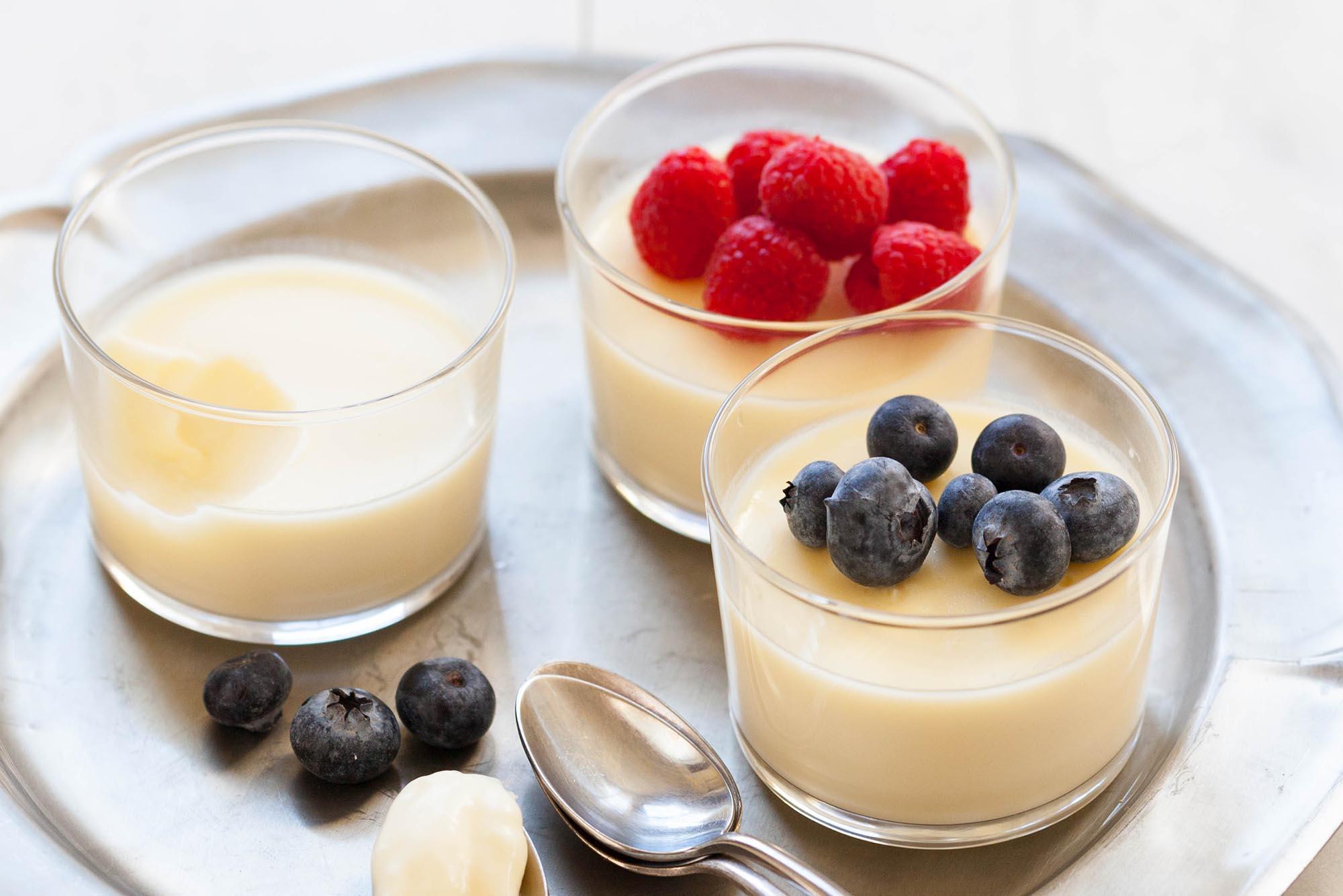 Homemade Lemon Pudding Recipe