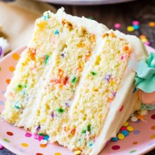 Funfetti Layer Cake Recipe