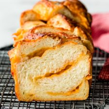 Homemade Cheese Bread – Extra Soft Recipe