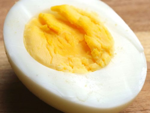 how to cook perfect hard-boiled eggs recipe