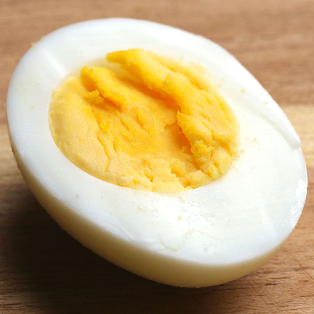 Perfect Hard-Boiled Eggs Recipe