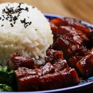 Malaysian-style Barbecue Pork Belly (Char Siu Pork) Recipe