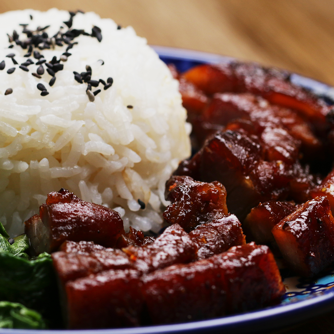 Malaysian-style Barbecue Pork Belly (Char Siu Pork) Recipe
