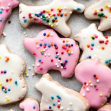 Mini Animal Cracker Cookies Recipe