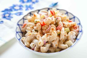 Homemade Classic Macaroni Salad Recipe