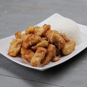 Orange Chicken (Panda Express Copycat) Recipe