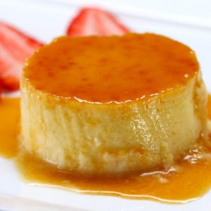 Passion Fruit Flan Recipe