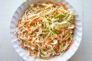 Pickle Cabbage Slaw Recipe