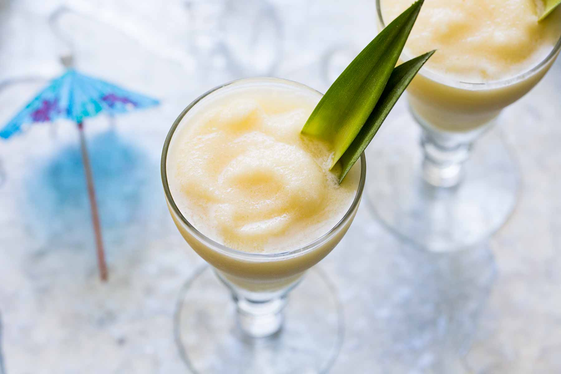 Blender Piña Colada Recipe