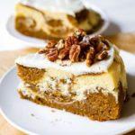 pumpkin cake cheesecake recipe