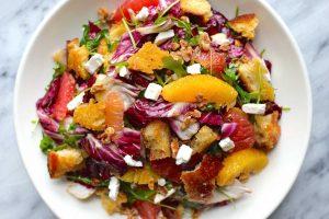 Radicchio Salad with Citrus Recipe