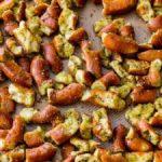 seasoned pretzels recipe