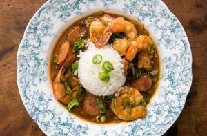 Shrimp Gumbo with Andouille Sausage Recipe