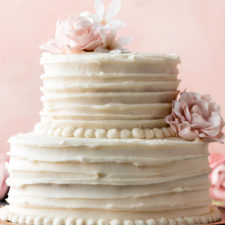 Simple Homemade Wedding Cake Recipe