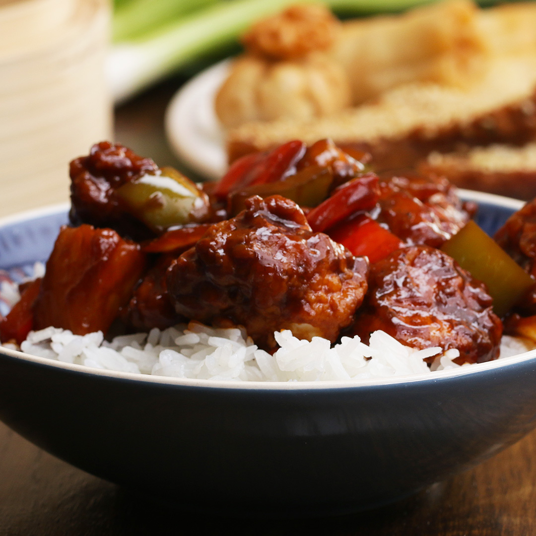Sticky Chinese BBQ Chicken Recipe